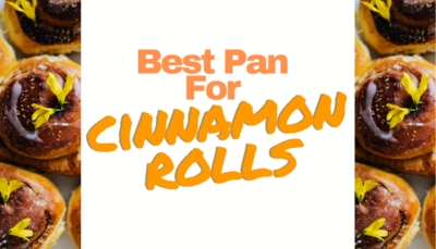 [What Kind of Pan] Do You Bake Cinnamon Rolls in? So Many Choices!