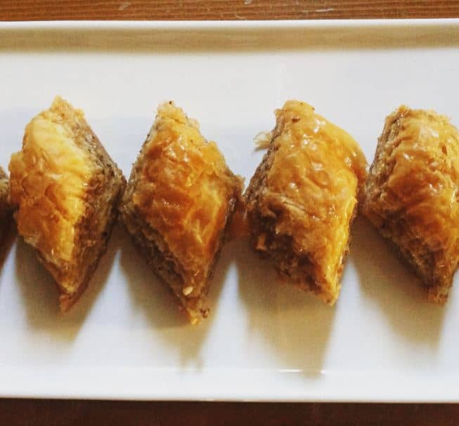 What is the Best Pan for Baklava