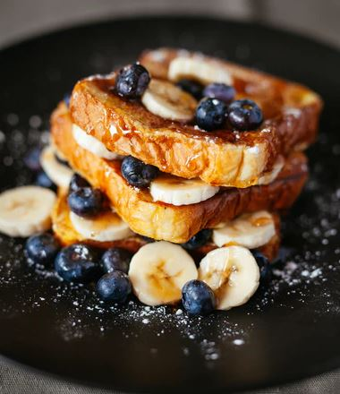 What is French Toast Fried in